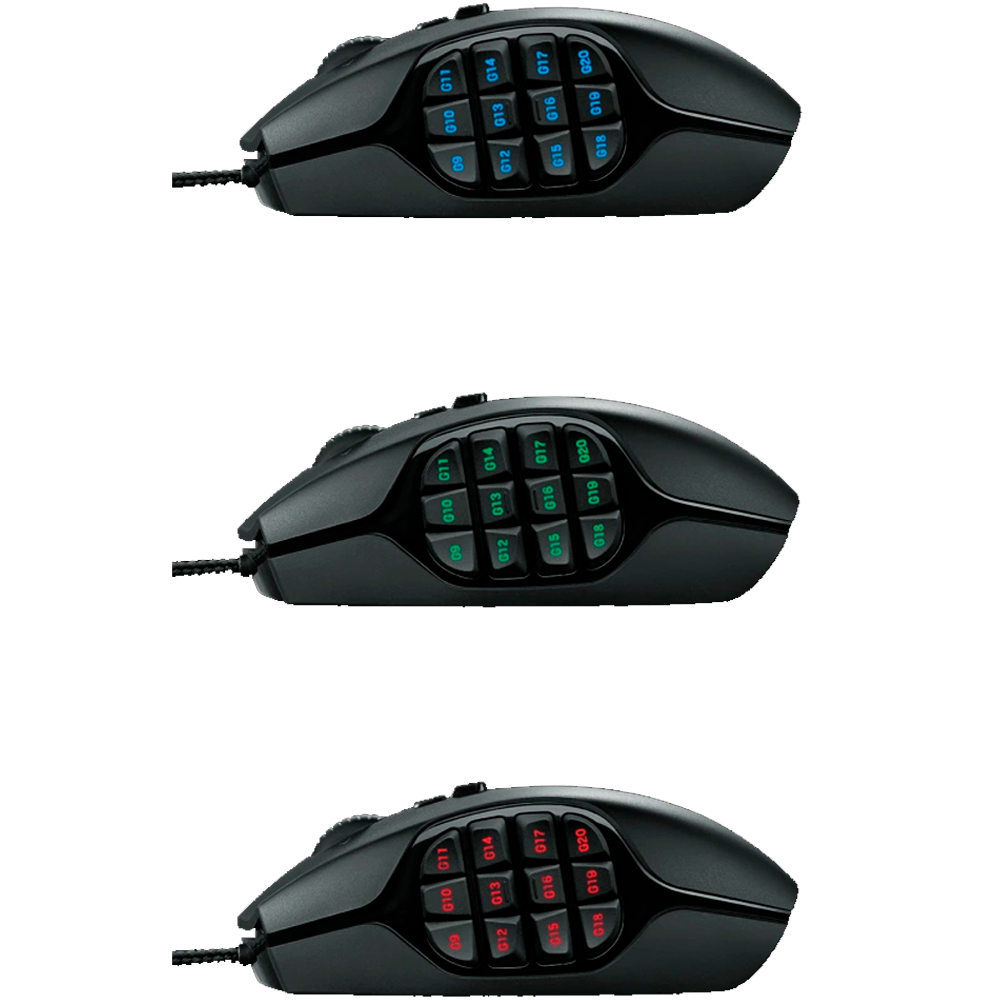 Logitech g hub supported games