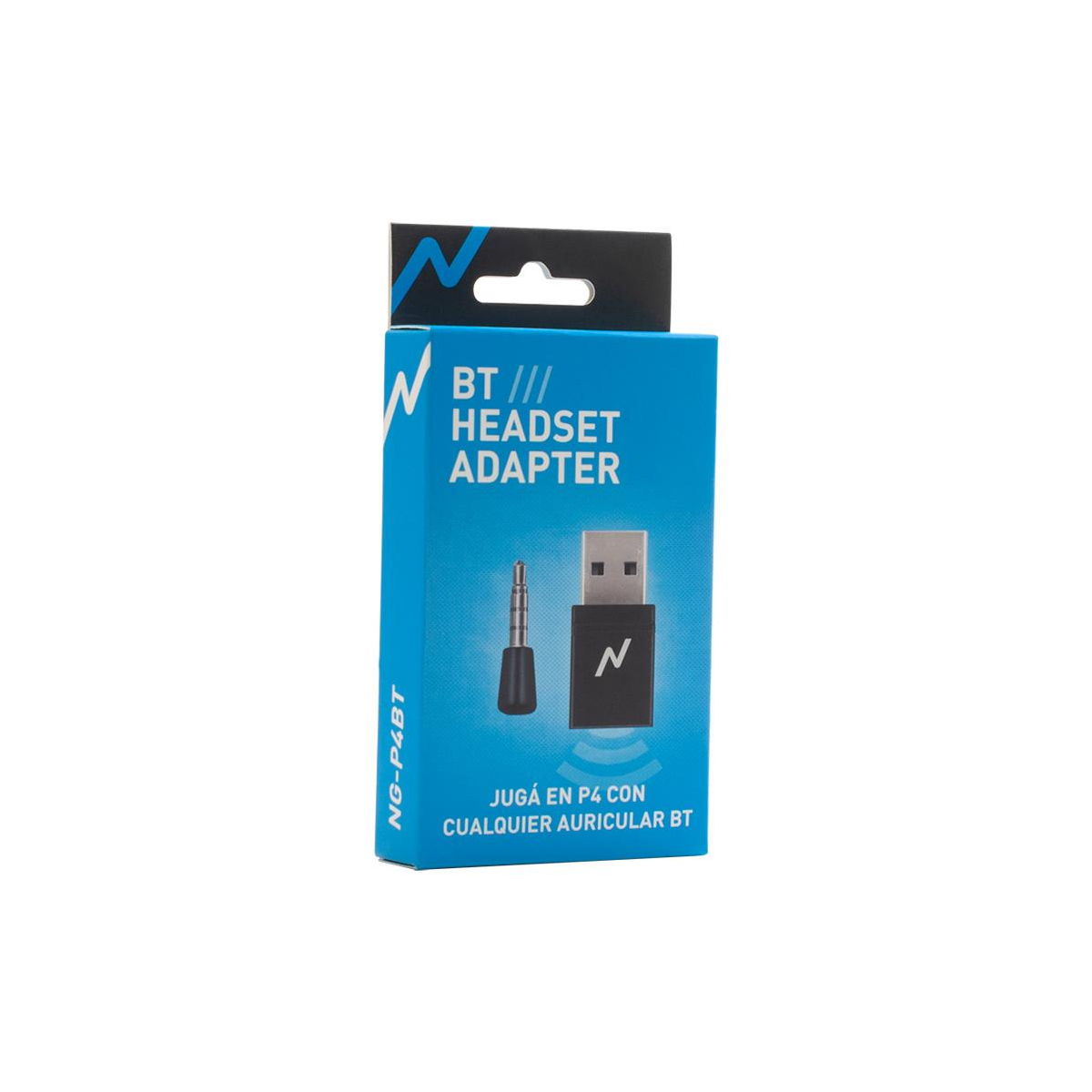 Adaptador Bluetooth Para Ps4 Auriculares Micrófono Noga